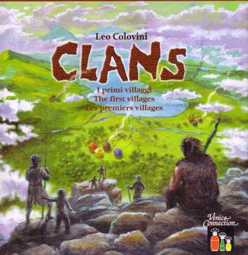 Clans - cover - venice connection.jpg